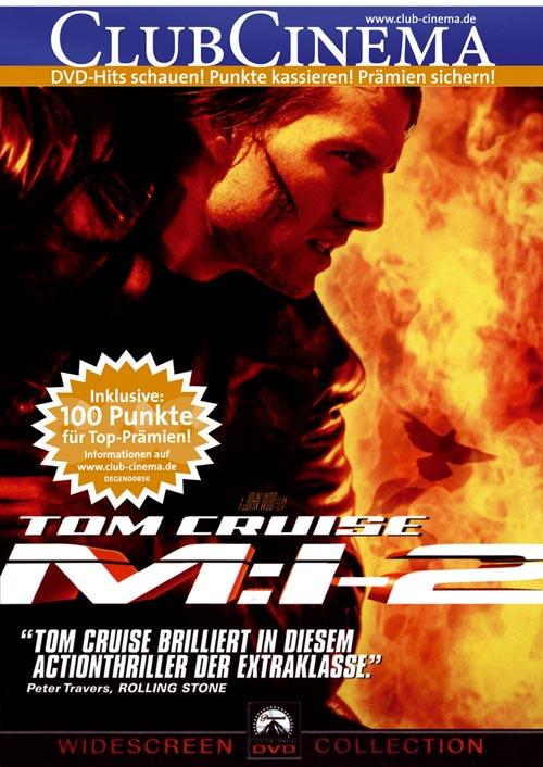 DVD Cover: Mission: Impossible 2