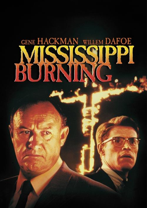 DVD Cover: Mississippi Burning - Die Wurzel des Hasses