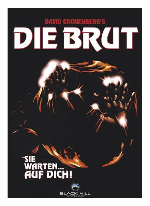 DVD Cover: Die Brut