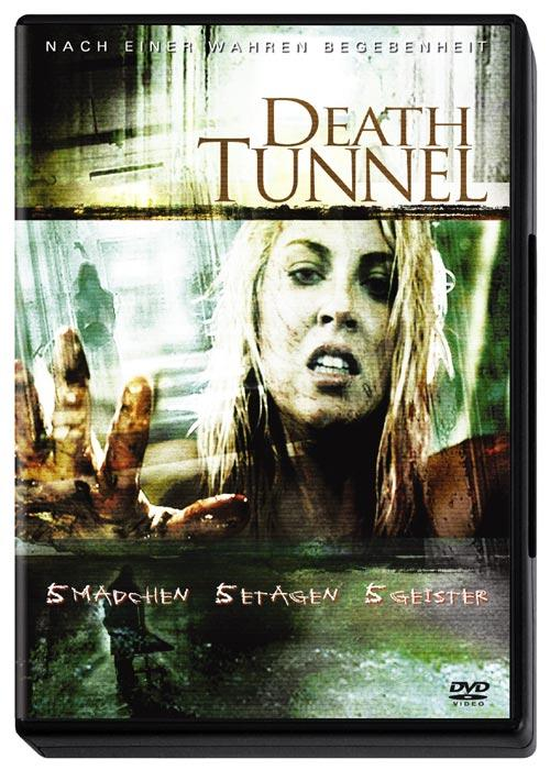 DVD Cover: Death Tunnel