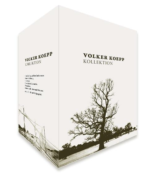 DVD Cover: Volker Koepp Kollektion