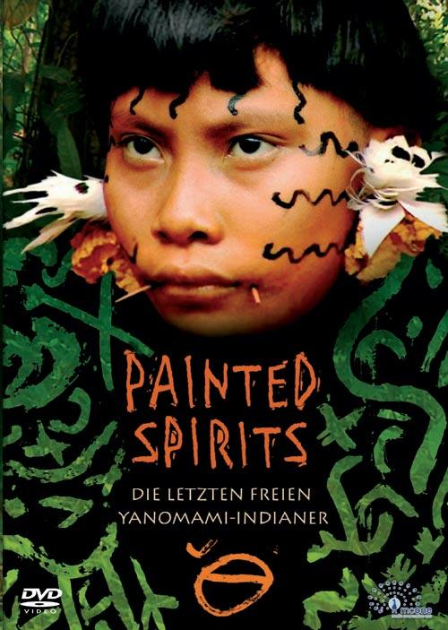 DVD Cover: Painted Spirits - Yanomami
