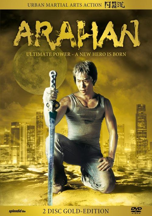 DVD Cover: Arahan - 2 Disc Gold Edition