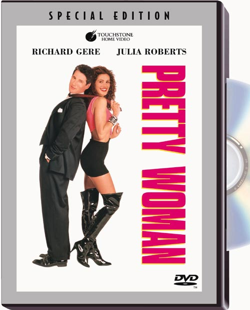 DVD Cover: Pretty Woman - Special Edition