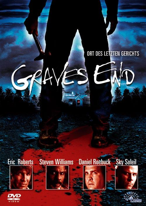 DVD Cover: Graves End