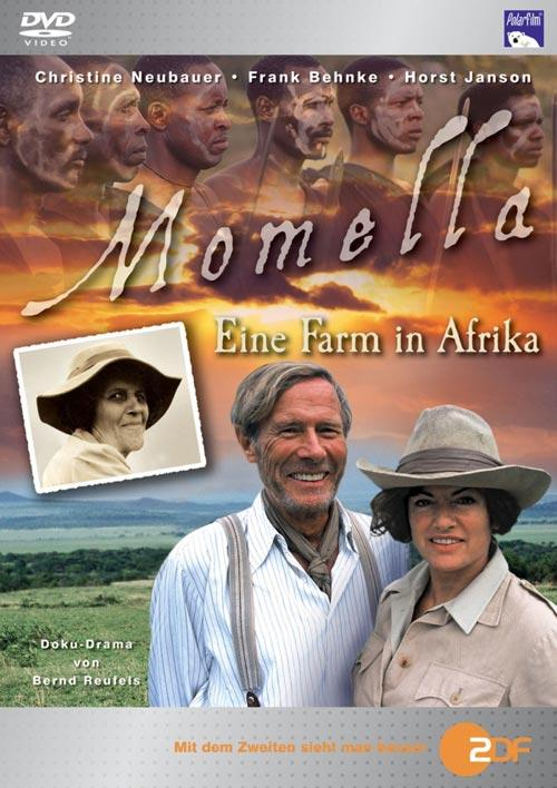 DVD Cover: Momella - Eine Farm in Afrika