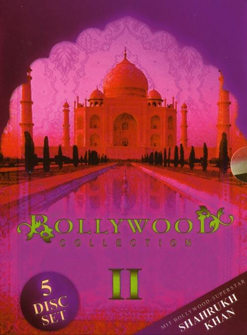 DVD Cover: Bollywood Collection II