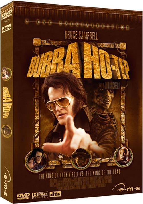 DVD Cover: Bubba Ho-Tep - Special Edition