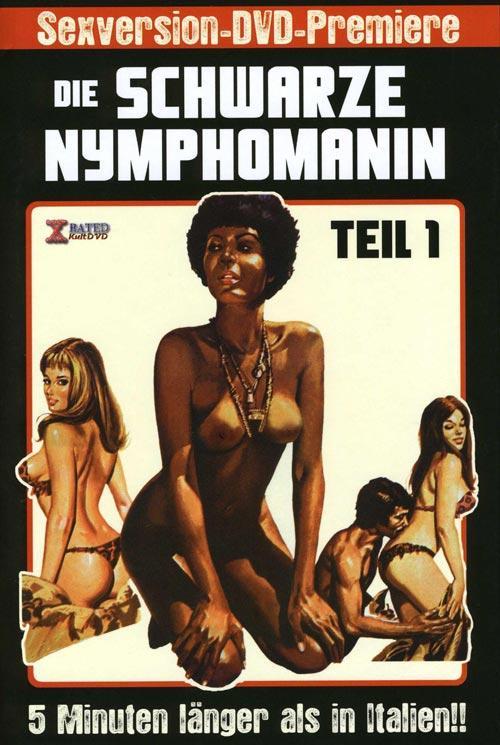 Die Schwarze Nymphomanin