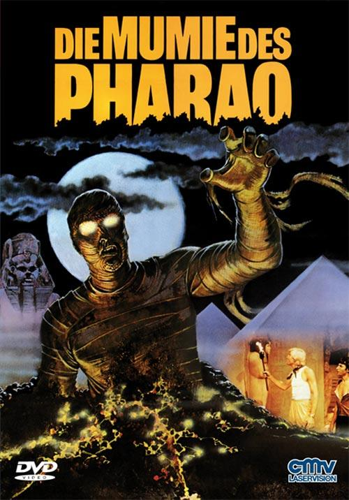 DVD Cover: Die Mumie des Pharao