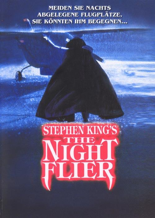 DVD Cover: Stephen King's: The Night Flier