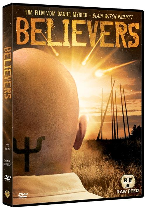 DVD Cover: Believers - Unrated