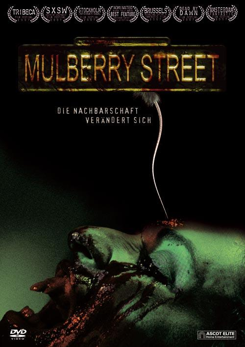DVD Cover: Mulberry Street