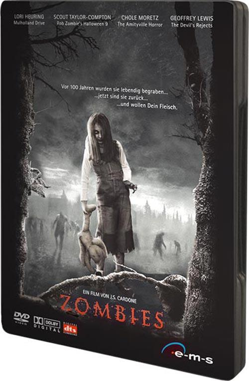 DVD Cover: Zombies