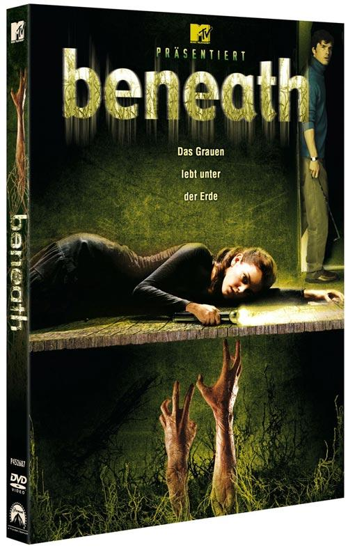 DVD Cover: Beneath