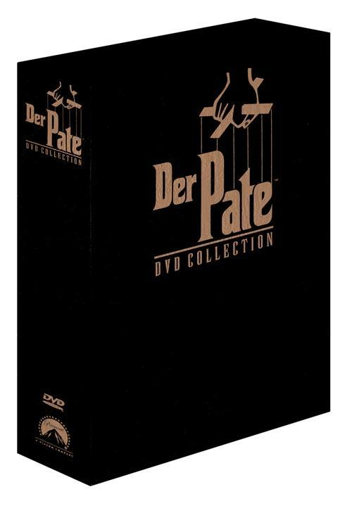 DVD Cover: Der Pate - DVD Collection