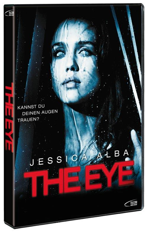 DVD Cover: The Eye