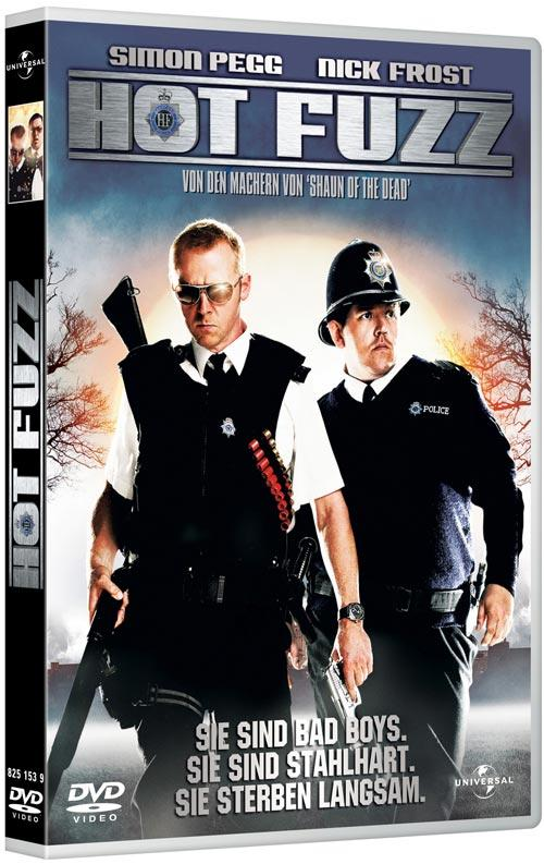 DVD Cover: Hot Fuzz