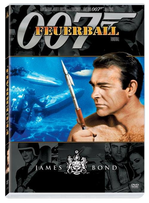 James Bond 007 – Feuerball