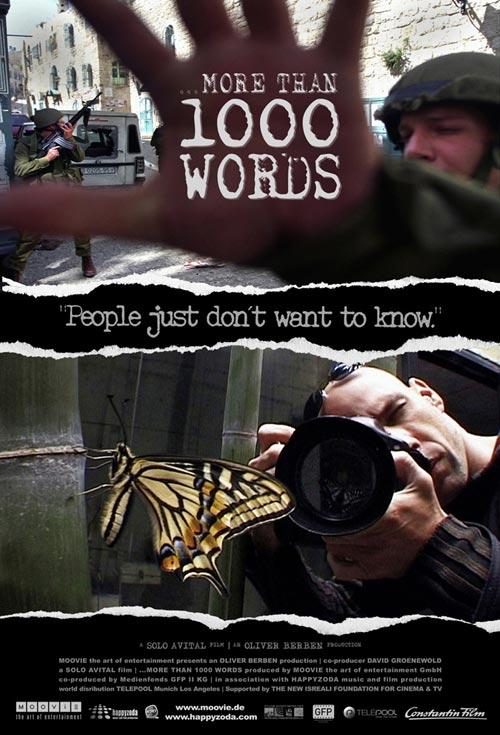 DVD Cover: ... More than 1000 Words