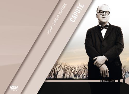 DVD Cover: Capote - Cinegallery Edition