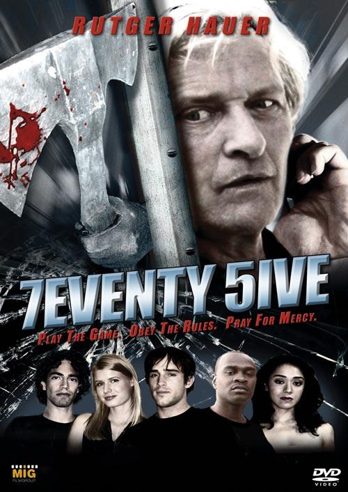 DVD Cover: 7eventy 5ive - Pray for Mercy