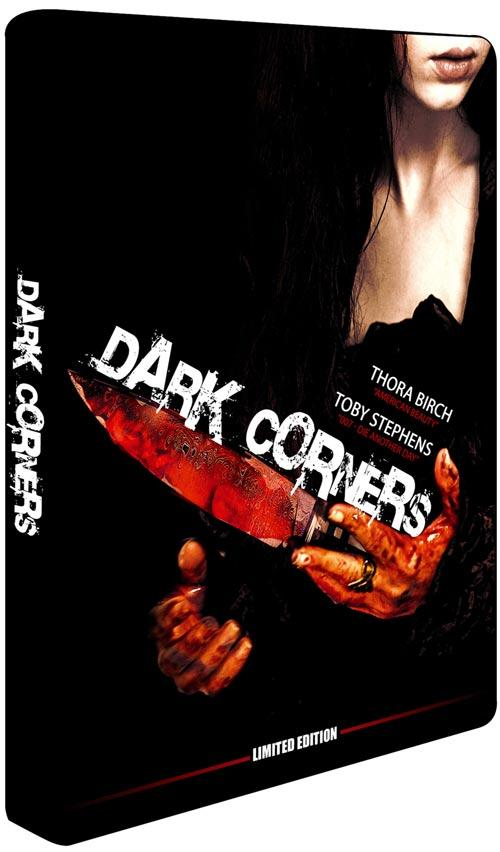DVD Cover: Dark Corners - Limited Edition