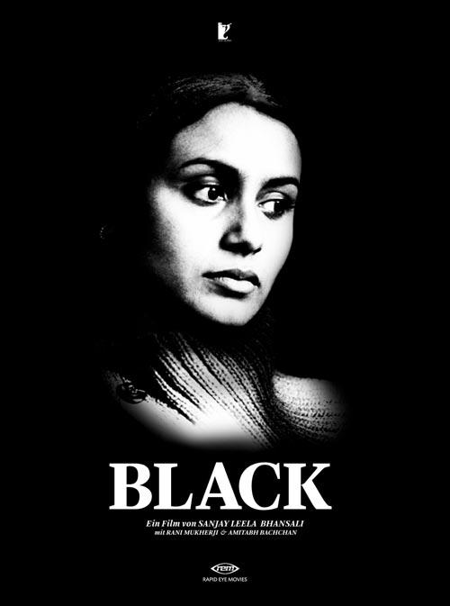 DVD Cover: Black