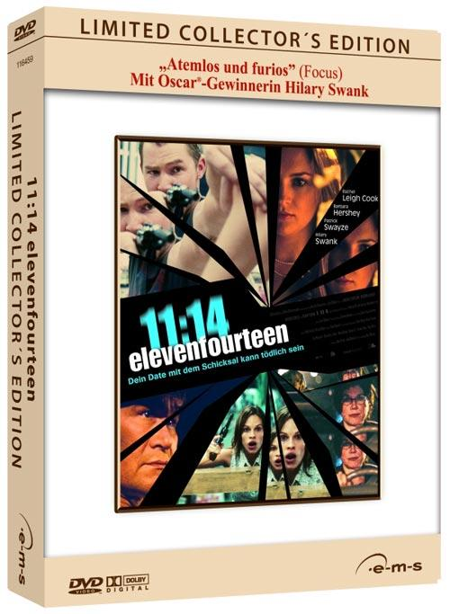 DVD Cover: 11:14 - elevenfourteen - Limited Collector's Edition