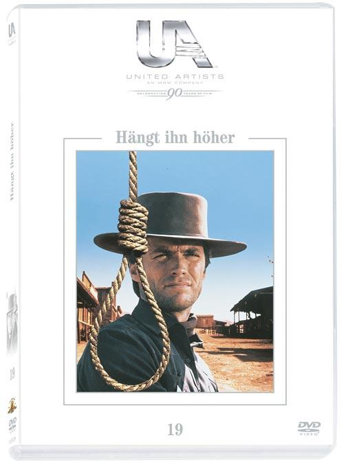 DVD Cover: 90 Jahre United Artists - Nr. 19 - H�ngt ihn h�her