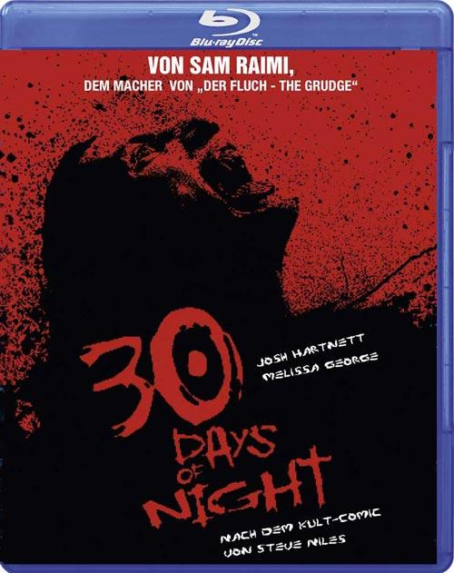 DVD Cover: 30 Days of Night