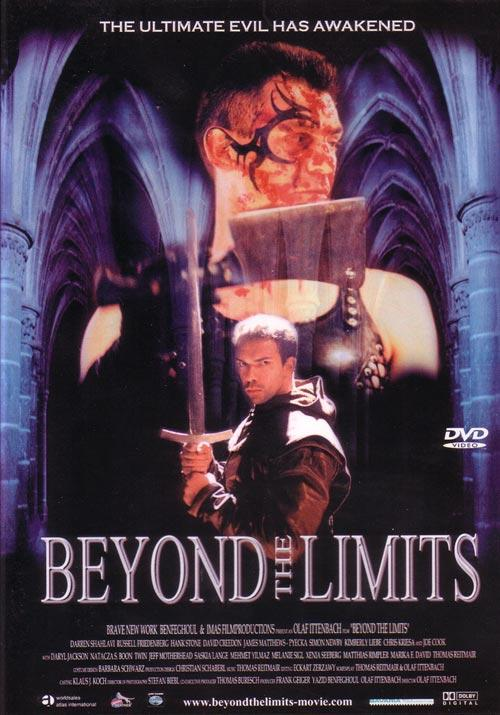 DVD Cover: Beyond the Limits - Promo DVD