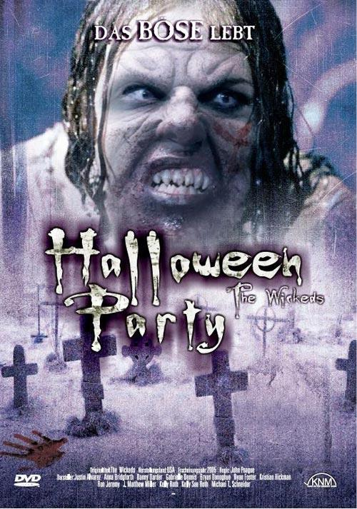 DVD Cover: Halloween Party - The Wickeds