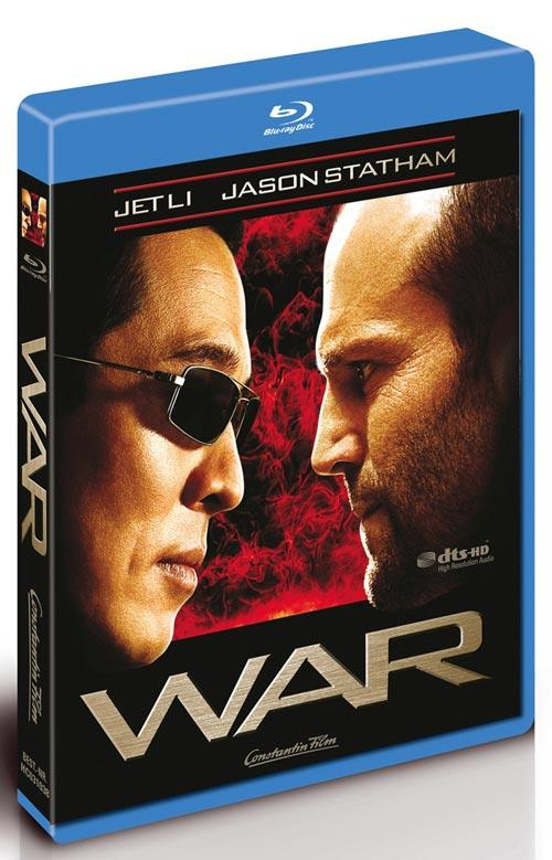 DVD Cover: WAR