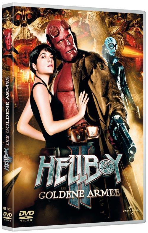 hellboy ii die goldene armee dvd kaufen. Black Bedroom Furniture Sets. Home Design Ideas