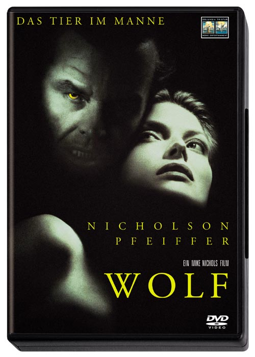 DVD Cover: Wolf
