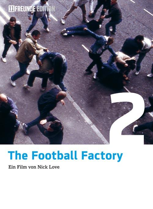 DVD Cover: 11 Freunde Edition - DVD 2 - The Football Factory