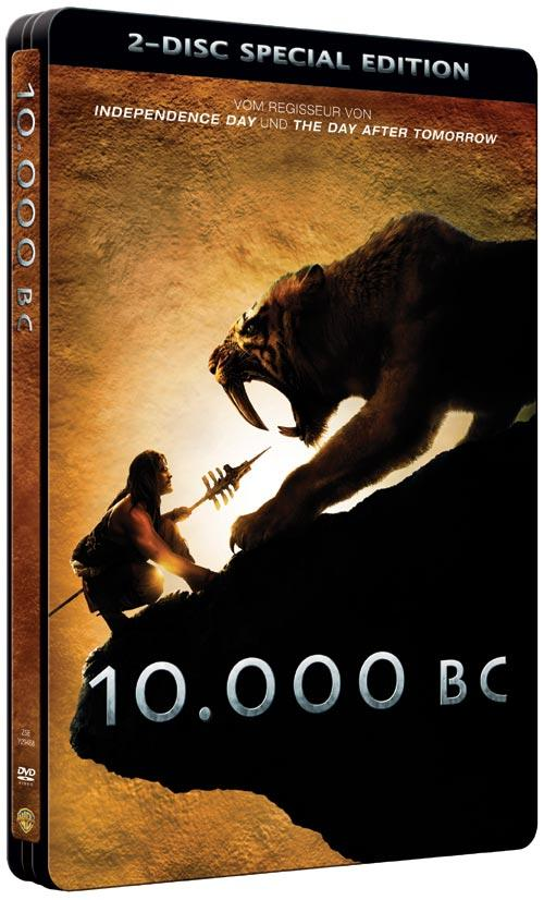DVD Cover: 10.000 BC - 2-Disc Special Edition