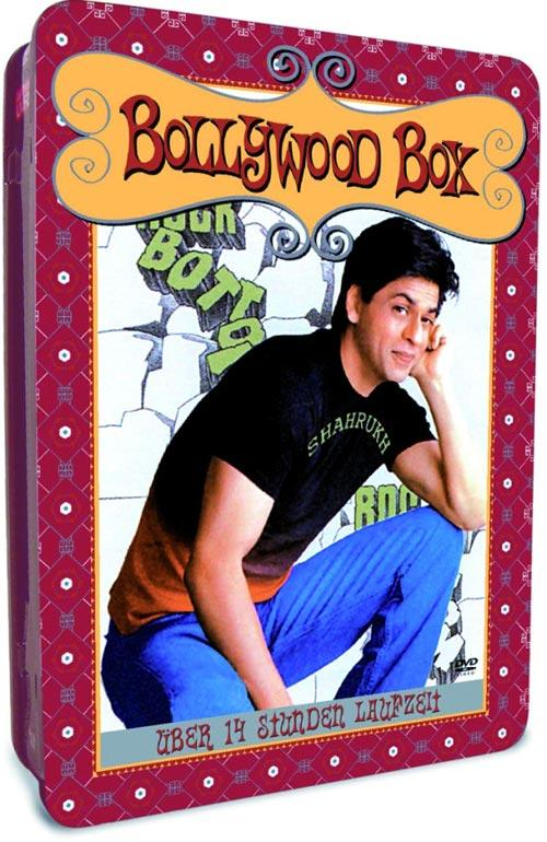 DVD Cover: Bollywood Box