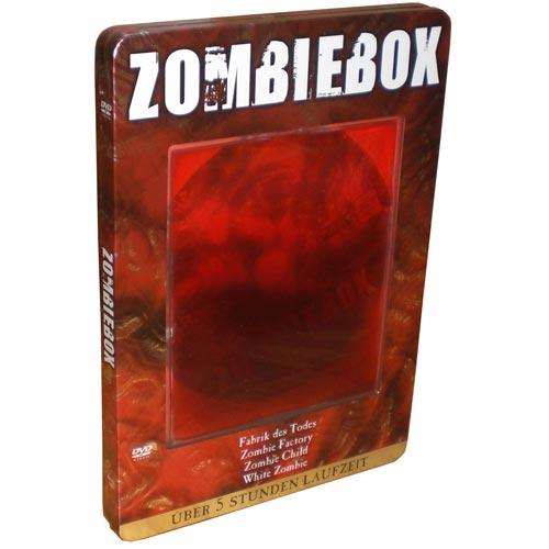 DVD Cover: Zombiebox