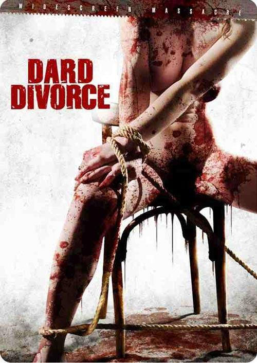 DVD Cover: Dard Divorce - Uncut Edition