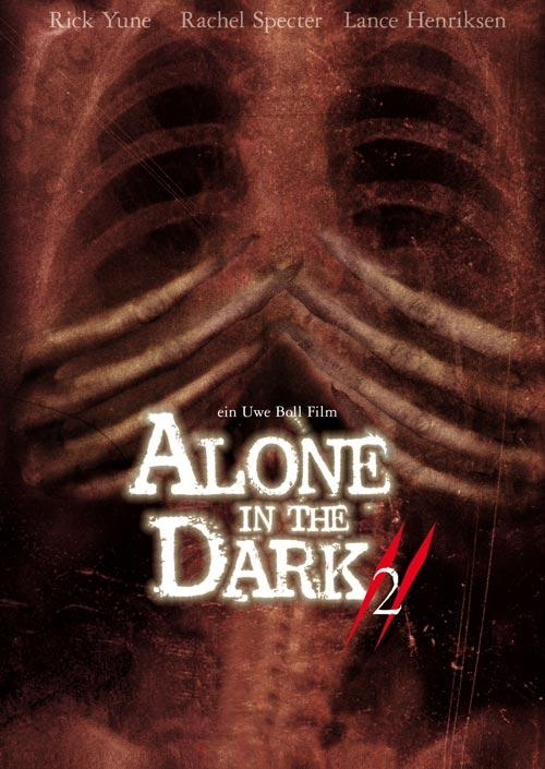 DVD Cover: Alone in the Dark 2 - Uncut-Version - 2-Disc Special Edition