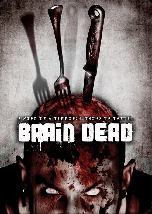 DVD Cover: Brain Dead