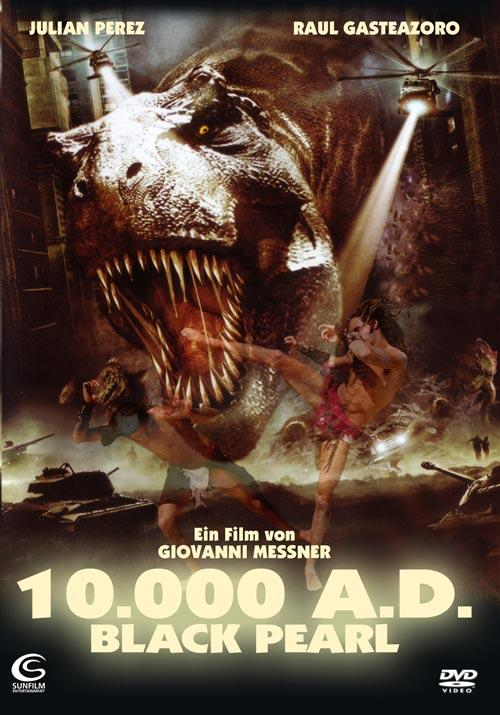 DVD Cover: 10.000 A.D. - Black Pearl