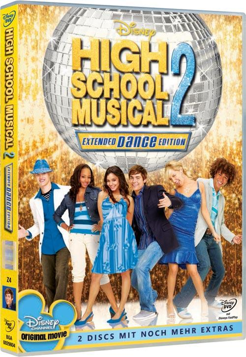 High School Musical 4 Trailer Deutsch