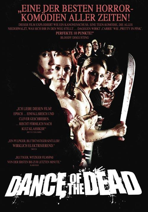 DVD Cover: Dance of the Dead