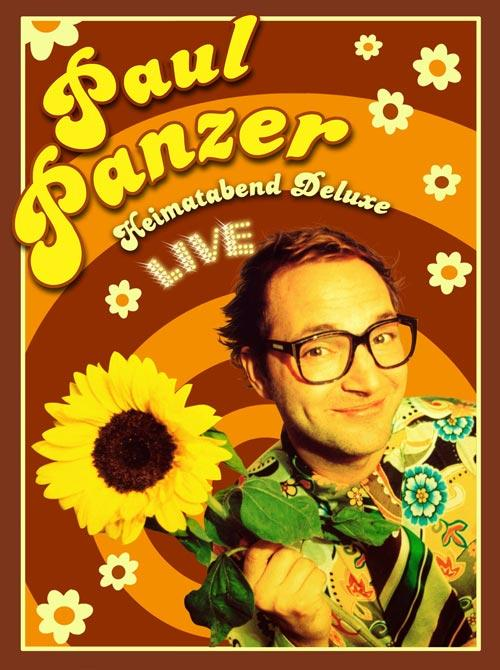 DVD Cover: Paul Panzer - Heimatabend Deluxe - Live