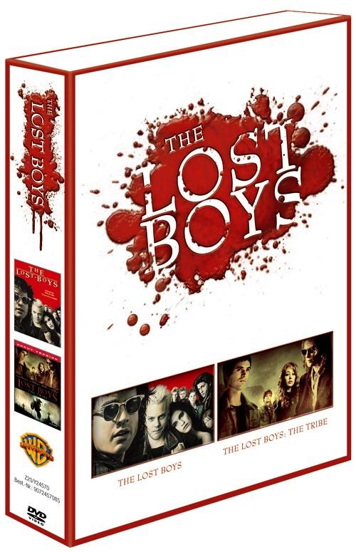 DVD Cover: The Lost Boys - Box Set