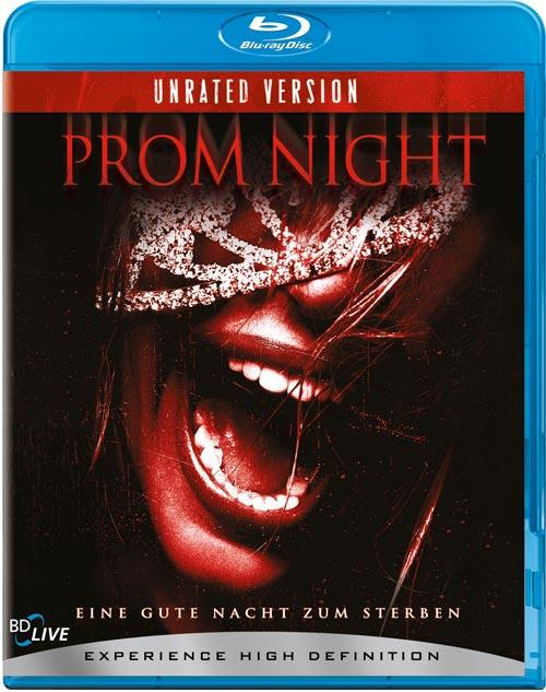 DVD Cover: Prom Night - Unrated Version