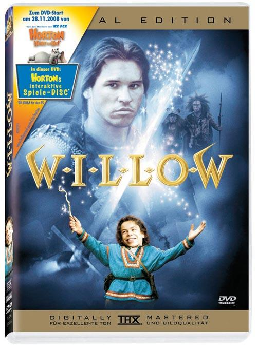 DVD Cover: Willow - Special Edition